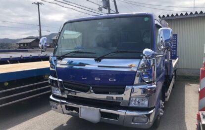 MITSUBISHI 3t積載車